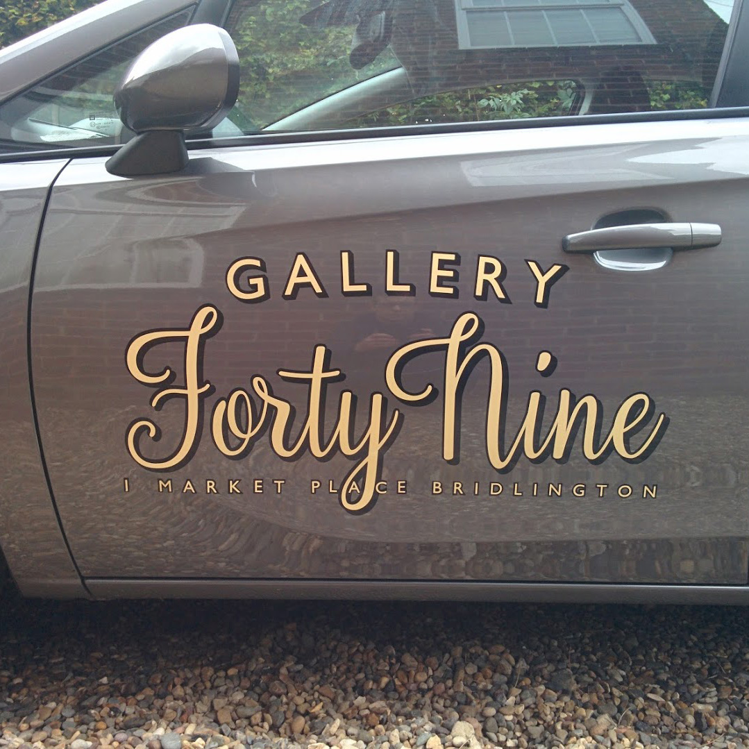 gallery 49 vehicle lettering